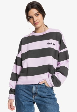 Sweatshirt - orchid palm roots