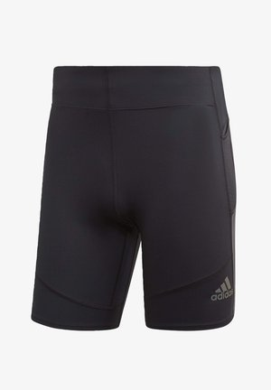 SATURDAY SHORT TIGHTS - Pantalón corto de deporte - black