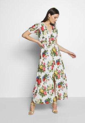 CALANQUE - Maxi šaty - off white