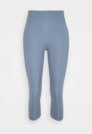 ONE - 3/4 sports trousers - ashen slate/white