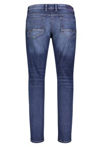 MAC Jeans - ARNE PIPE - Straight leg jeans - darkblue - 3
