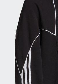 adidas Originals - BIG TREFOIL ABSTRACT HOODIE - Hoodie - black - 8