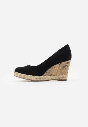 OYSTER - High heels - black