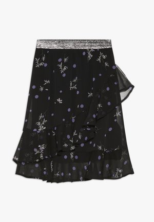 LAJKA - A-line skirt - lilac breeze