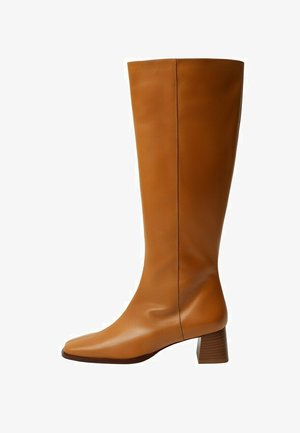 BREEZE - Boots - marron moyen