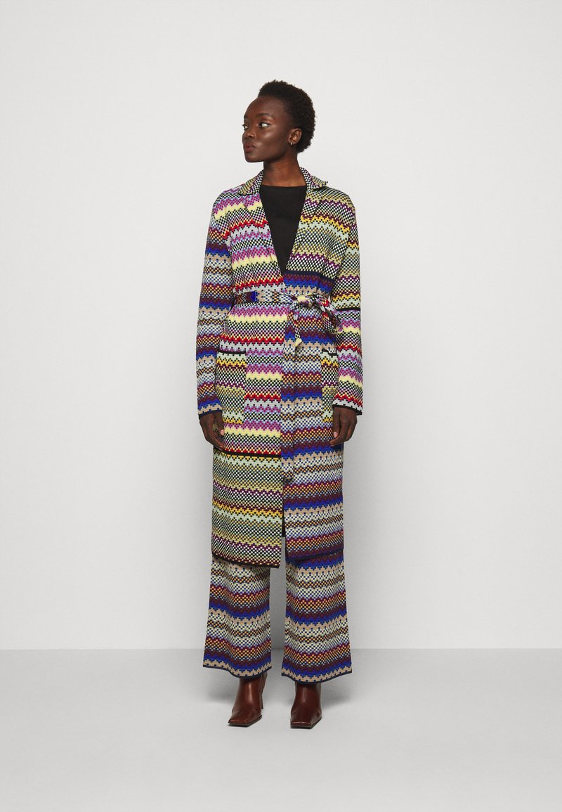 M Missoni - CAPPOTTO - Cardigan - multicoloured