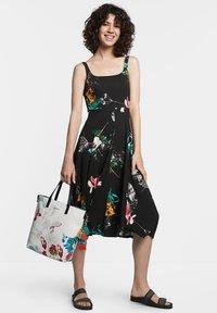 Desigual - Day dress - black - 1