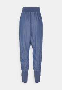 Cream - KAREN PANT - Trousers - medium blue denim - 1