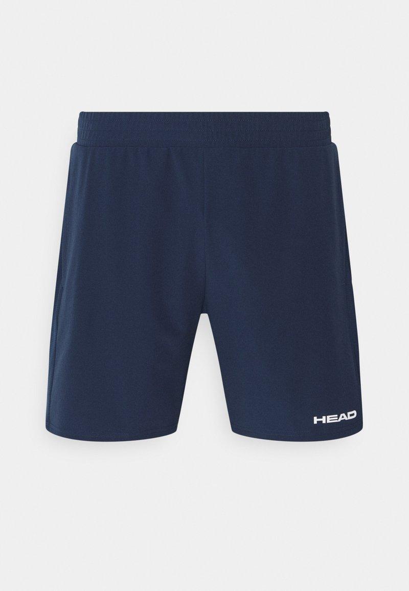 Head - POWER - Sportovní kraťasy - dress blue