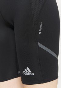 adidas Performance - HOW WE DO TIGHT - Leggings - black/grey six - 3