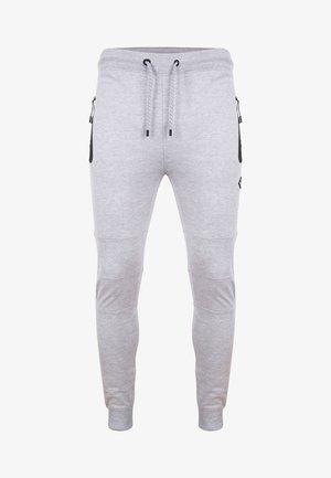 TRISTAIN  - Pantaloni sportivi - grey marl