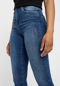 Vero Moda - Jeans Skinny Fit - dark blue - 3