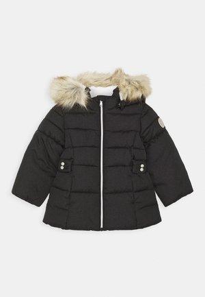 NMFMERETHE JACKET - Zimní kabát - dark sapphire