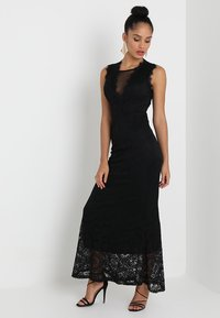 WAL G. - SLEEVLESS MAXI - Occasion wear - black - 1