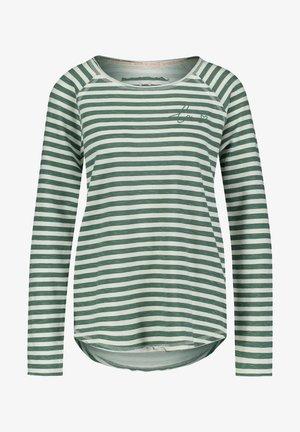 CATHRINAEP - Long sleeved top - light green