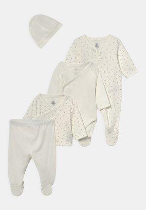TROUSSEAU SET - Cardigan - white