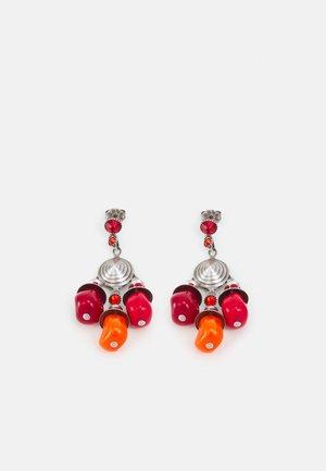 CANDYCAL - Orecchini - red/orange