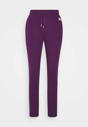 ALINA TROUSERS - Pyjamasbukse - purple