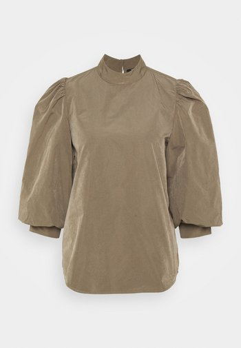 HYACINTH NELICA BLOUSE - Blouse - bungee brown