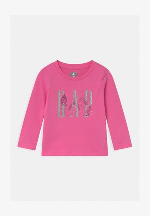 TODDLER GIRL LOGO  - Long sleeved top - pink