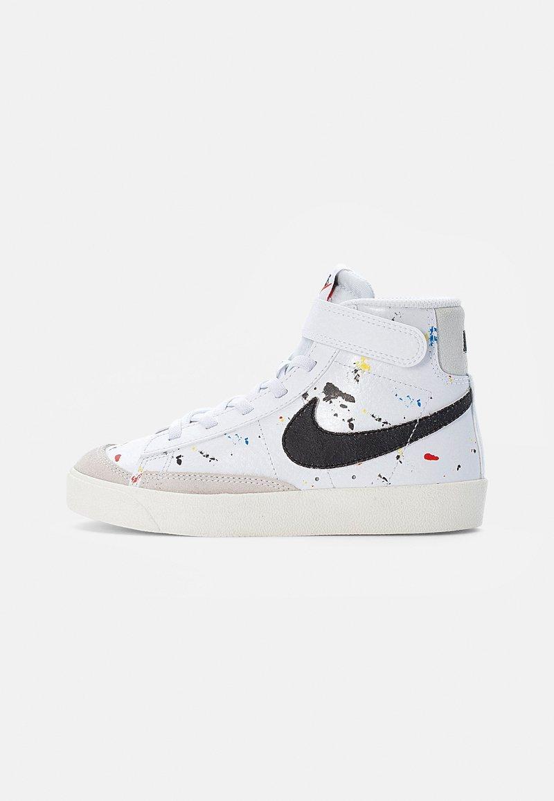Nike Sportswear - BLAZER MID - High-top trainers - white/black-white-sail