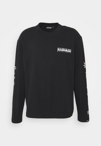 PASILAN UNISEX - Long sleeved top - black
