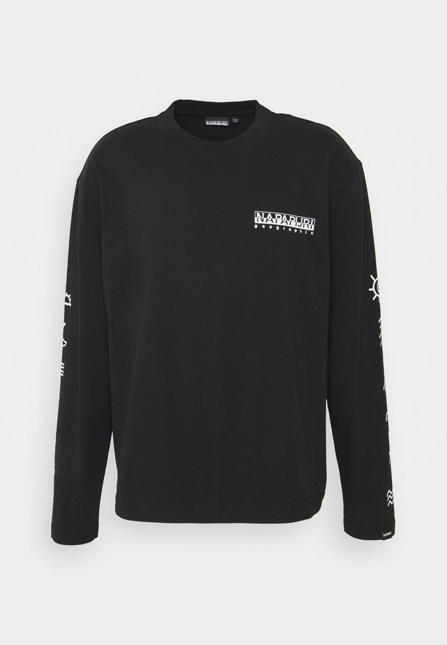 PASILAN UNISEX - Long sleeved top - black