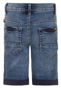 Name it - NKMSOFUS - Denim shorts - medium blue denim - 1