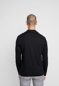 Jack & Jones PREMIUM - JPRLUTON LS TEE TURTLE NECK  - Langærmede T-shirts - black - 2
