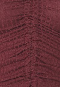 Trendyol - Print T-shirt - burgundy - 2