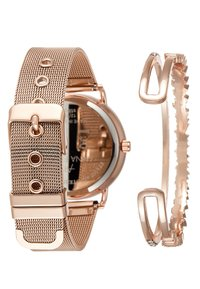 Anna Field - SET - Hodinky - rose gold-coloured - 1