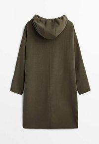 Massimo Dutti - Down coat - brown - 1