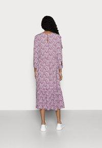 GAP Petite - FLOUNCE  - Day dress - plum - 2