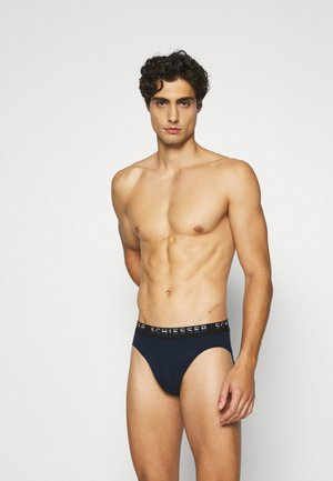 PIMA RIO 3 PACK  - Briefs - navy