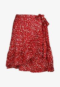 Zwillingsherz - TINA - Wrap skirt - rot - 0