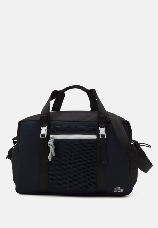 GYM BAG - Sports bag - noir eclipse blanc