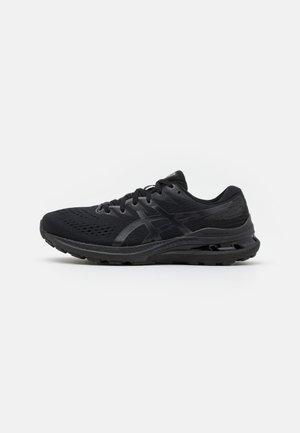 GEL-KAYANO 28 - Stabiliteit hardloopschoenen - black/graphite grey
