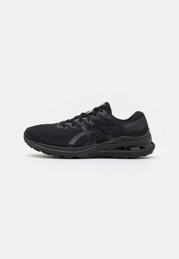 GEL-KAYANO 28 - Löparskor stabilitet - black/graphite grey