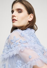 Needle & Thread - AURELIA MINI DRESS - Cocktail dress / Party dress - wedgewood blue - 4