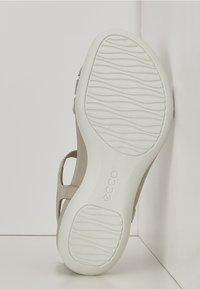 ECCO - FLASH  - Sandals - dark grey - 4