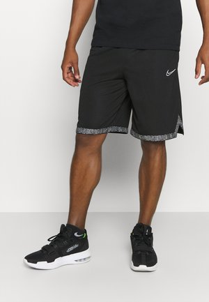 DRY DNA SHORT - Korte broeken - black/chutney/white