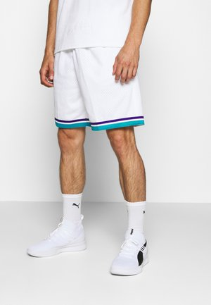 SWINGMAN SHORTS 1992-93 HORNETS - Sports shorts - white/teal