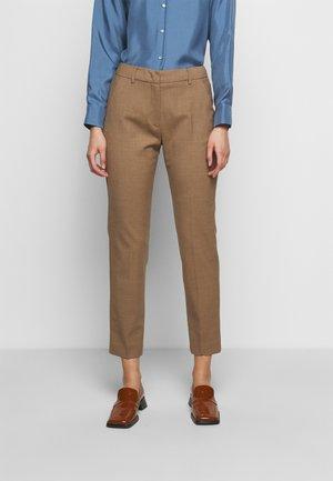 SALA - Trousers - kamel