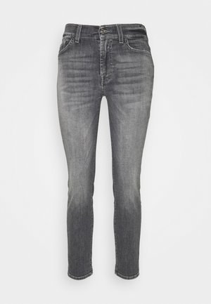 ROXANNE ANKLE SOHO - Jeans Slim Fit - grey