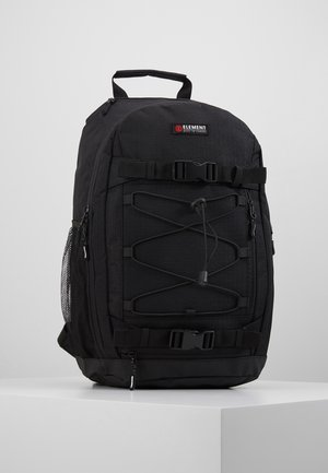 SCHEME  - Rucksack - all black