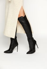 Laura Biagiotti - Over-the-knee boots - black - 0