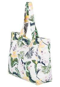 Roxy - Tote bag - bright white praslin - 2