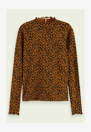 PRINTED LONG SLEEVE - Long sleeved top - combo d