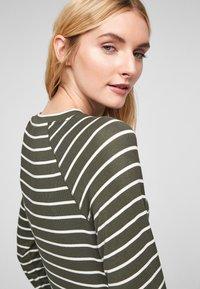s.Oliver - Jumper - khaki stripes - 3