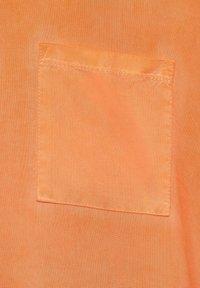 Cecil - Print T-shirt - orange - 4